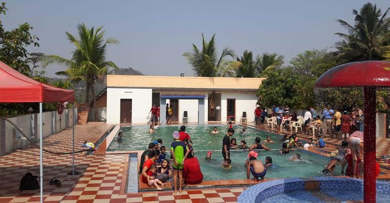 Greendrop Agro Farm and Resort Kurmurli Village Pen Mumbai ...